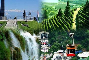 Darjeeling-Mirik-Kalimpong-Gangtok
