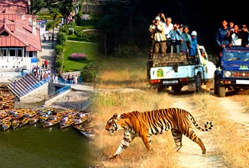 Nainital-Corbett National Park
