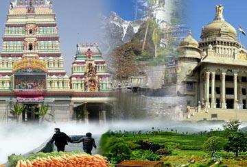 Bangalore-Mysore-Ooty