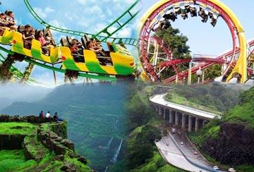Mumbai-Lonavala-Khandala-Adlabs Imagica