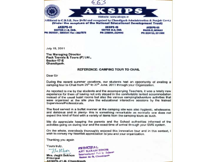 APS – 29 Years of Association