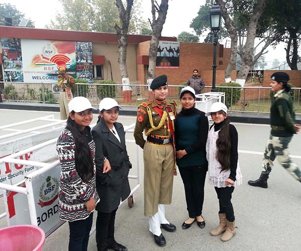 Amritsar with Wagha Border