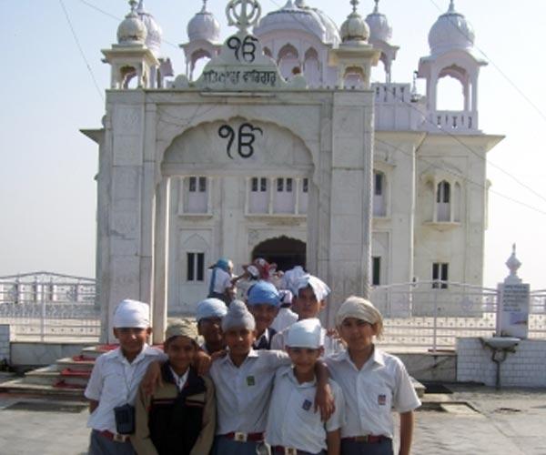 Bhakra Dam & Anandpur Sahib