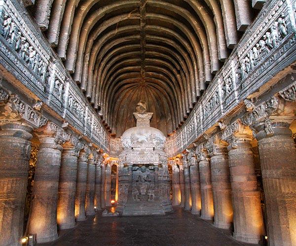 Bombay with Ajanta-Ellora-Aurangabad