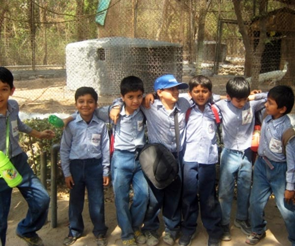 Chattbir Zoo Near Chandigarh