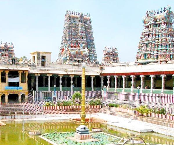 Chennai-Rameshwaram-Madurai-Kanyakumari-Kovalam