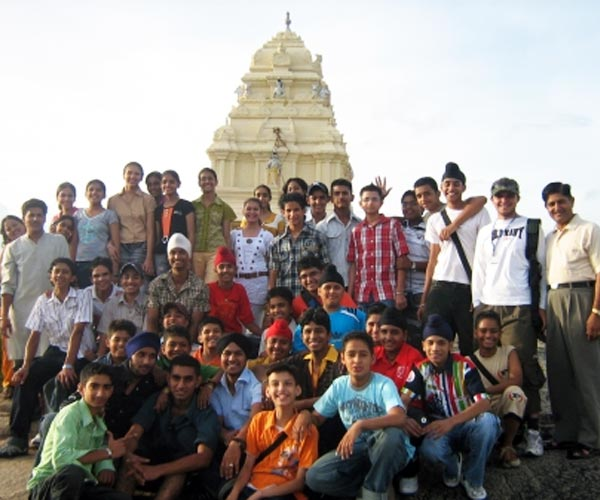 Goa & Bangalore