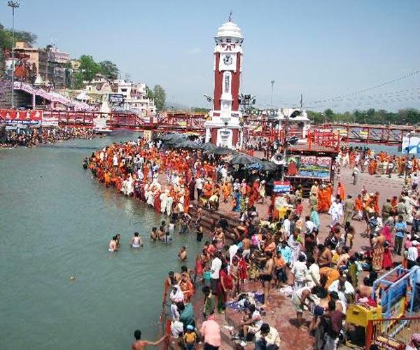 Haridwar-Rishikesh-Dehradun-Mussoorie