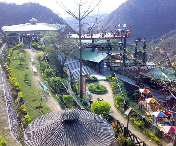Haridwar-Rishikesh-Dehradun-Paonta Sahib