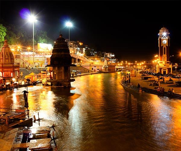 Nainital-Rishikesh-Haridwar