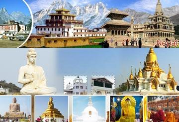 (Nepal)Kathmandu-Patna-Nalanda-Rajgir