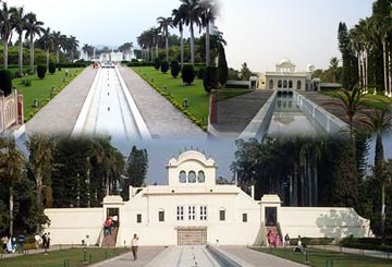 Pinjore Garden Near Chandigarh