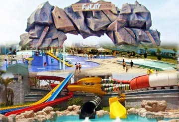 Surya Funcity (Amusement Park)