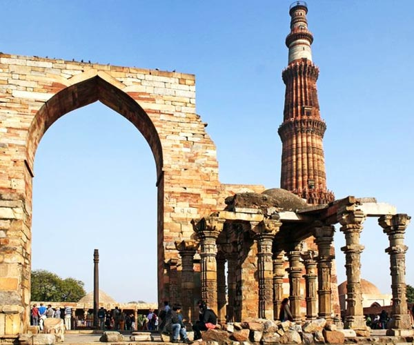 Delhi (Old & New Monuments)