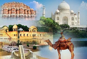 Jaipur-Agra-Mathura-Fatehpur Sikri