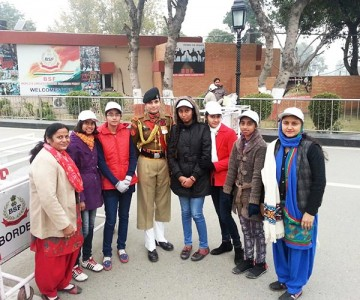 Amritsar with Wagha Border