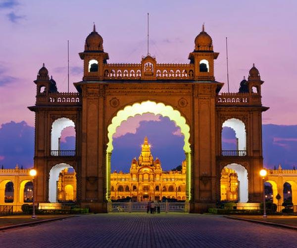 Mumbai-Bangalore-Mysore-Ooty
