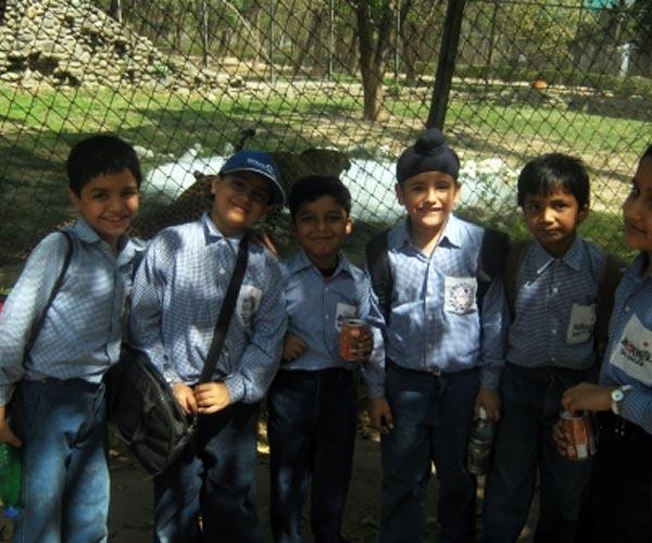Chattbir Zoo Near Chandigarh