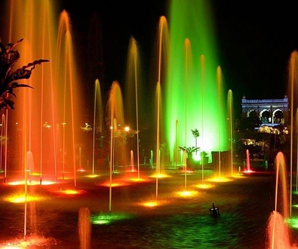 Chennai-Bangalore-Mysore-Ooty