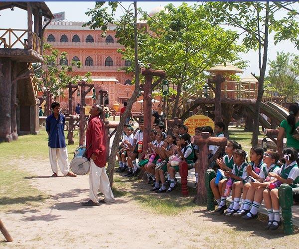 'Chokhidhani' – (Rajasthani Ethnic Tourist Village)