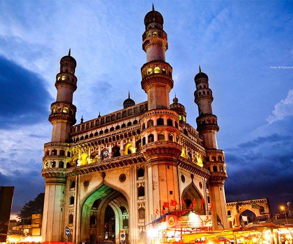 Hyderabad-Mumbai-Ajanta-Ellora