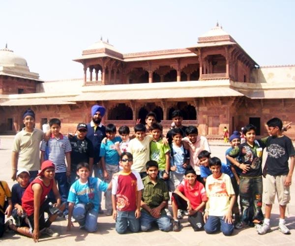Jaipur-Ajmer-Pushkar-Agra-Mathura-Fatehpur Sikri