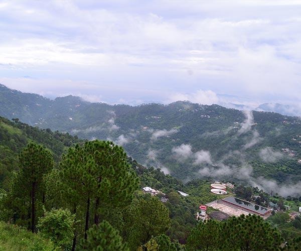 Kasauli Hills