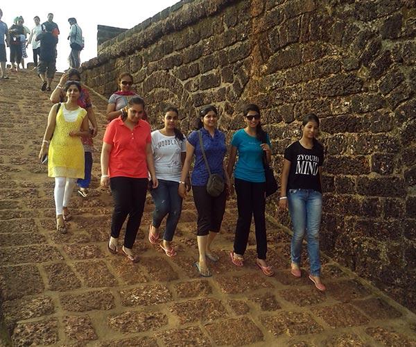 Mumbai-Goa with Cochin-Trivandrum-Kanyakumari