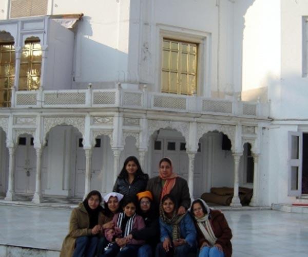 Naina Devi & Anandpur Sahib with Virasat-e-Khalsa