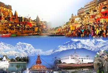 (Nepal) Kathmandu with Varanasi (VARA-KTM-VARA by Air)
