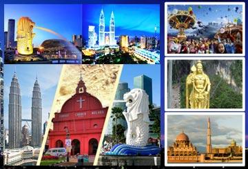 SINGAPORE - KUALALUMPUR - GENTING