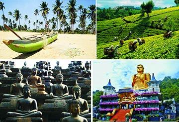 SRI LANKA - Kandy | Nuwara Eliya | Bentota | Colombo